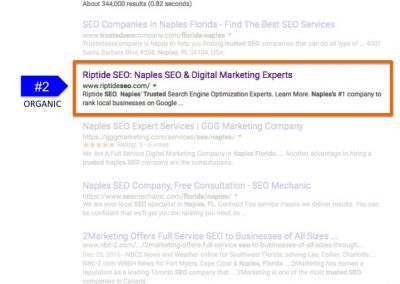 Search Results for Trusted SEO in Naples FL